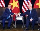 Thủ tướng Nguyễn Xuân Phúc tiếp Phó Tổng thống Mỹ tại Singapore