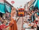 """Nữ blogger du lịch xinh đẹp hứng nhiều chỉ trích vì tấm ảnh bị coi là """"vô trách nhiệm"""""""