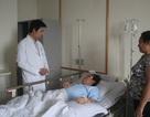 Cấp cứu bệnh nhân có 3 khối u to như quả cam trong trực tràng