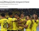 Báo Malaysia tin đội nhà sẽ quật ngã đội tuyển Việt Nam