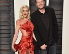 "Gwen Stefani dự định có con với ""phi công trẻ"" Blake Shelton"