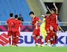 """Đội tuyển Việt Nam hăng say """"luyện công"""" chờ đấu Malaysia ở Mỹ Đình"""