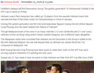 Báo Malaysia cho rằng Việt Nam sở hữu thế hệ vàng