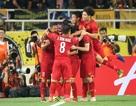 Đội tuyển Việt Nam sẽ đối đầu Thái Lan, Philippines hay Singapore ở bán kết?