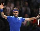 Federer năm thứ 10 liên tiếp vào bán kết ATP Finals