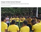 """Báo Malaysia: """"Đừng đề cao sức mạnh của Việt Nam"""""""