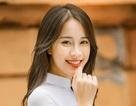 Á khôi Sinh viên Việt Nam 2016 duyên dáng trong bộ ảnh chia tay mái trường