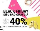 Cơ hội duy nhất sở hữu trang sức vàng siêu giảm giá đến 40% từ VBĐQ Phú Quý
