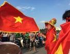 Người hâm mộ Việt Nam háo hức trước thềm đại chiến với Malaysia