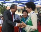Phó Thủ tướng Trương Hòa Bình xúc động trở về trường cũ dự lễ kỷ niệm 100 năm thành lập