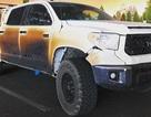 """Toyota đổi xe mới cho y tá dũng cảm lái ô tô băng qua """"biển lửa"""" để cứu người"""