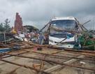 Lốc xoáy mạnh quét qua Gềnh Đá Đĩa, 1 người chết, 23 người bị thương