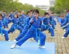 Màn đồng diễn võ thuật 7.000 người tham gia xác lập kỷ lục Việt Nam