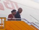 Tổng thống Cộng hoà Ấn Độ cùng phu nhân đến Đà Nẵng