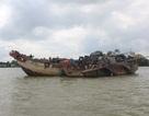 Công an nổ súng bắt cát tặc trên sông Đồng Nai