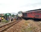 Khởi tố lái tàu trong vụ hai tàu hàng tông nhau ở ga Núi Thành