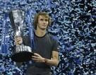 Đánh bại Djokovic, Zverev lần đầu vô địch ATP Finals