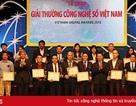 Tôn vinh 34 sản phẩm, dịch vụ công nghệ số Việt Nam tiêu biểu năm 2018