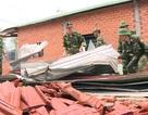 Hỗ trợ hàng trăm nhà dân khắc phục thiệt hại do lốc xoáy