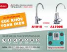 Ưu đãi chăm sóc sức khỏe toàn diện từ thương hiệu lọc nước Mitsubishi Cleansui
