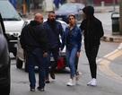 C.Ronaldo đưa bạn gái đến nhà thờ tính chuyện trăm năm