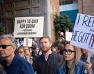 Chùm ảnh: Nhân viên Google tràn xuống đường biểu tình, phản đối nạn quấy rối tình dục