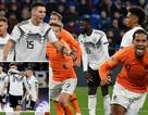 Đức 2-2 Hà Lan: Thoát thua ngoạn mục