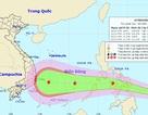 Áp thấp nhiệt đới khả năng thành bão sắp vào Biển Đông