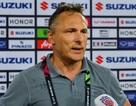 HLV Myanmar hết lời khen ngợi đội tuyển Việt Nam
