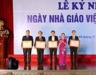 Nhiều tập thể, nhà khoa học ĐH Quốc gia Hà Nội nhận danh hiệu cao quý