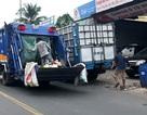 """Bình Dương: Bị thu phí, """"gò"""" thời gian đổ rác, 17 đội thu gom rác cầu cứu!"""