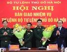 Thiếu tướng Nguyễn Hồng Thái giữ chức Tư lệnh Bộ Tư lệnh Thủ đô