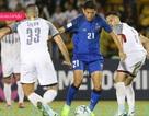 Philippines 1-1 Thái Lan: Sức mạnh đáng gờm