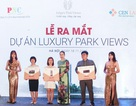 """CENLAND và Phan Nguyễn """"bắt tay"""" hợp tác phát triển dự án Luxury Park Views"""