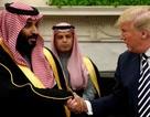 Ông Trump tuyên bố ủng hộ Ả rập Xê út bất chấp vụ nhà báo bị sát hại