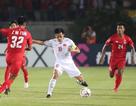 Chấm điểm trận Myanmar 0-0 Việt Nam: Đội trưởng Văn Quyết gây thất vọng