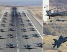 """Mỹ lần đầu tập trận """"Voi đi bộ"""" với 36 máy bay chiến đấu tàng hình F-35A"""