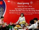 Cổ phiếu Điện Quang sụt mạnh sau cú rút vốn của bà Kim Thoa