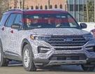 Ford Explorer thế hệ mới xuất hiện trên đường chạy thử