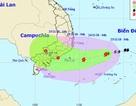 Bão số 9 gây mưa lớn nhiều nơi ở các tỉnh phía Nam