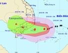 Bão số 9 tiếp tục mạnh lên, cảnh báo mưa lớn ở các tỉnh phía Nam
