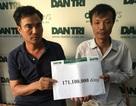 Hơn 171 triệu đồng đến với bé Bảo Nam bị thận hư kháng thuốc