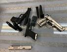 Bắt giữ hành khách mang theo 3 khẩu súng trên chuyến bay từ Pháp về Việt Nam