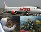 Hé lộ khoảnh khắc cuối cùng của máy bay Lion Air chở 189 người rơi xuống biển