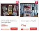Cảnh báo tình trạng hàng giả, hàng nhái bán qua mạng vẫn tăng cao