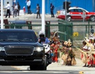 """Ẩn ý sau """"ngoại giao limousine"""" của ông Tập Cận Bình khi công du châu Á"""