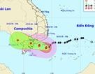 Đêm nay bão số 9 vào vùng biển Bình Thuận - Bến Tre