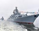 Hạm đội Thái Bình Dương Nga tập trận trên Biển Đông