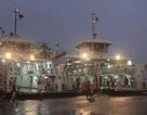 Các bến phà ở TPHCM tạm ngưng hoạt động do bão số 9
