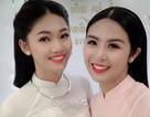 Hoa hậu Ngọc Hân chia sẻ bất ngờ sau lễ ăn hỏi của Á hậu Thanh Tú
